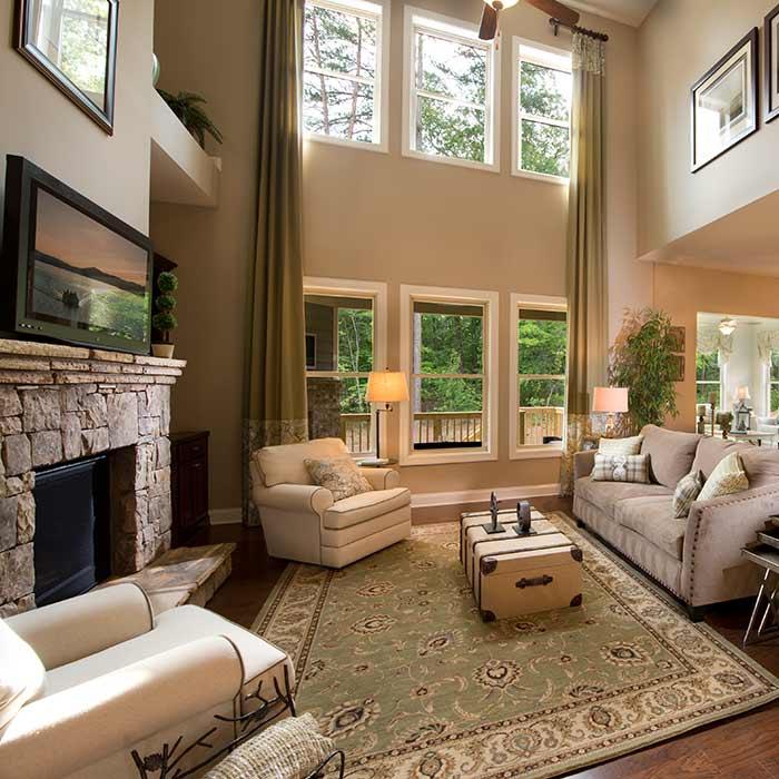 SEO for an Atlanta-area home builder