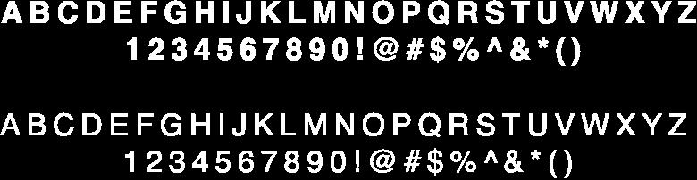 piedmont-fonts